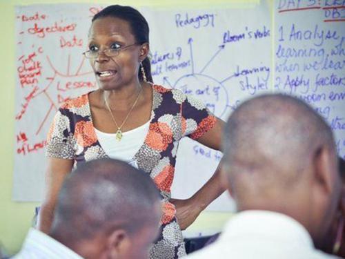 Empresário dá US$ 1 milhão a 'melhor professor do mundo'