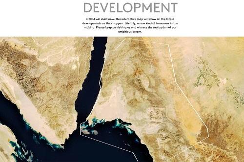 NEOM, a gigantesca cidade que a Arábia Saudita construirá do zero
