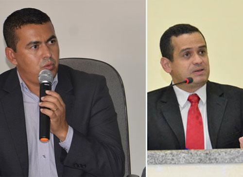 Quem tá com a Razão, vereador Welinton ou o prefeito Gil Rocha?