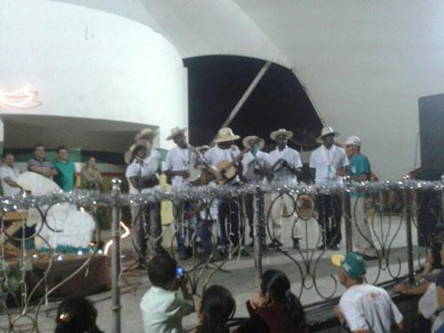 A prefeitura de Barra da Estiva realizou o II Encontro de Ternos de Reis