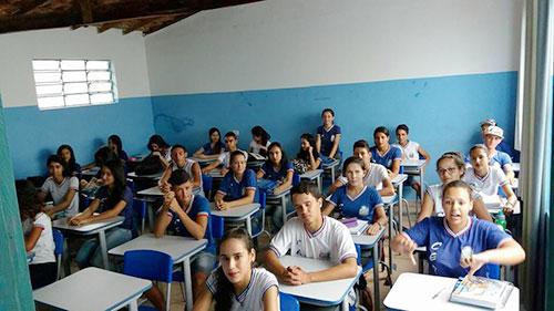 Medidas podem reduzir turmas no Colégio Estadual de Rio do Antônio e prejudicar alunos e professores