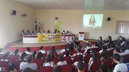 Rio do Antônio promove ações em alusão ao Dia Nacional de Combate ao Abuso e a Exploração Sexual