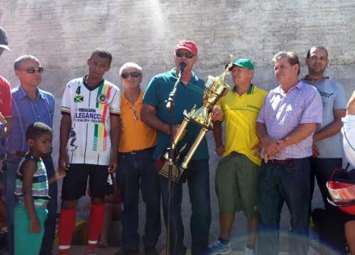 SME parabeniza direção do Campeonato do São Félix pelo sucesso do evento