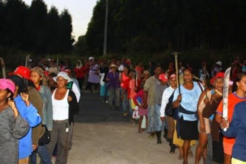 MST deve ocupar mais de 50 propriedades rurais na Bahia neste mês