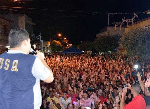 Milhares de pessoas prestigiaram o 11º Sermão da Montanha em Malhada de Pedras