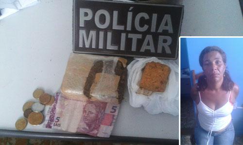 Polícia prende conquistense que abastecia o tráfico em Tanhaçu