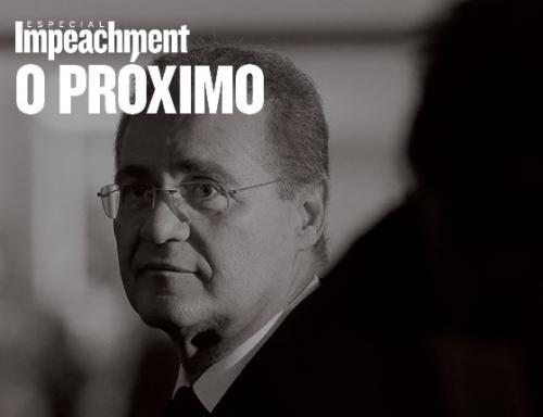 STF quebra sigilo de Renan Calheiros