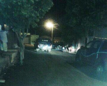 Moradores se assustam com vários tiros ouvidos no bairro Olhos D'água