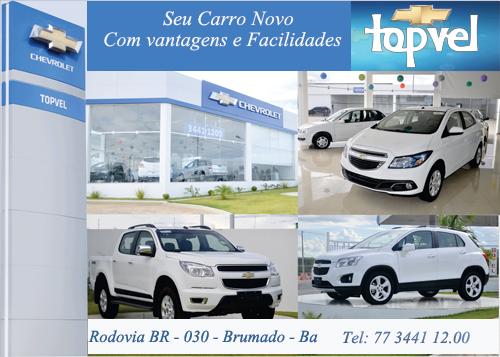 A hora de comprar o seu carro é agora, a Topvel espera por você