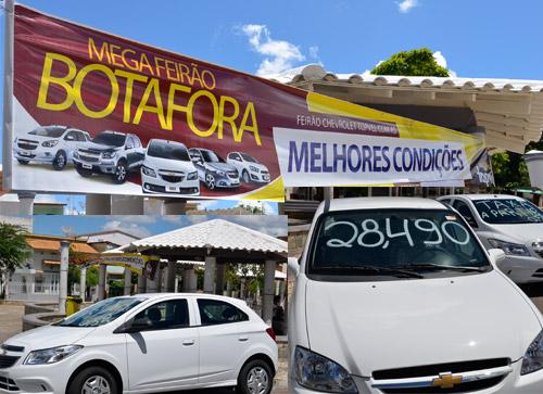 Visite o Mega Feirão da Topvel na Pça da Prefeitura e veja como é fácil compra o seu veículo