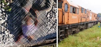 Mais uma pessoa é atropelada por locomotiva da FCA, só neste mês foram três vítimas
