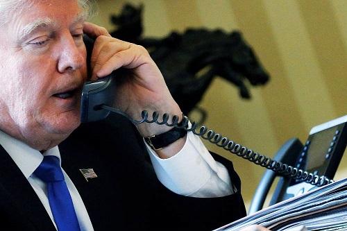 'TrumpLeaks': vazam conversas telefônicas do presidente americano