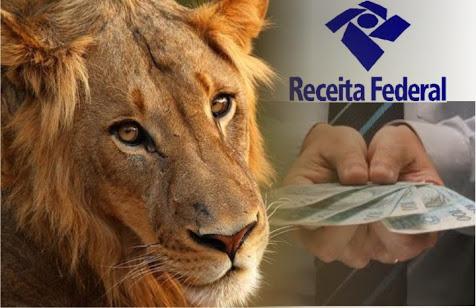 Receita Federal paga hoje restituição do IR a 59 mil baianos