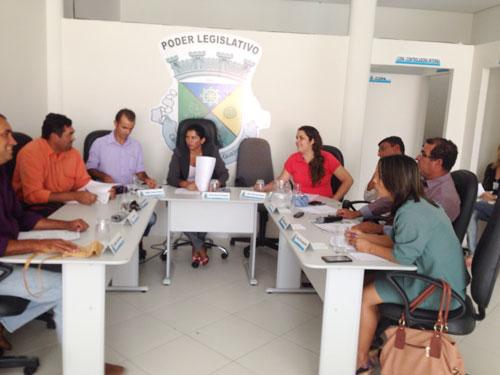Câmara de Vereadores de Guajeru discutiu projetos importantes na última sessão