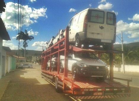 Prefeitura de Ituaçu renova a frota de veículos para atender a população