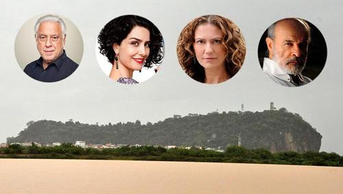 Próxima novela da Globo 'Velho Chico' será gravada em cidades da Bahia