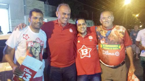 Vitória de Dilma cria expectativa nos brumadenses e unem antigos opositores
