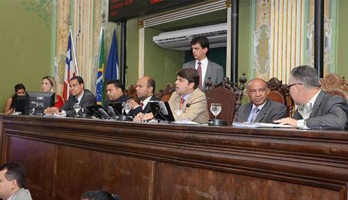 Salário de vereadores passará de R$ 15 mil para R$ 18,9 mil a partir de 2017