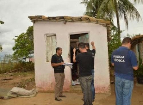 Feira: Quatro homens são executados em chacina na zona rural