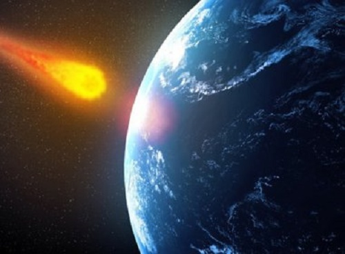 Asteroide gigante passará pela terra neste sábado e pode causar tsunamis