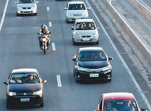 Trecho da BR-324 entre Feira e Salvador tem 92 multas por excesso de velocidade por dia