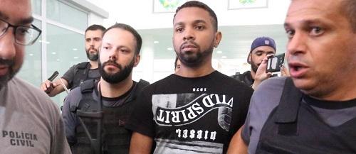 Rogério 157 é preso após tentar suborno e passar por 7 favelas