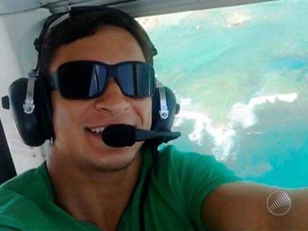 Baiano morto em queda de avião em MG tinha se tornado pai há 7 meses