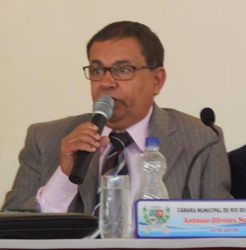 Vereador Zico mais uma vez demonstra atitude para viabilizar soluções para os problemas dos rio-antonienses